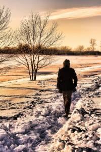walking to eternity