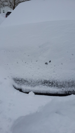 My car...sigh. Can you find it?