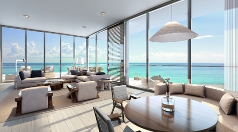 beach front living room 1